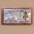 PEACE ON EARTH NEEDLE NANNY