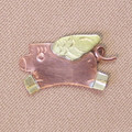FLYING PIG MINI NEEDLE MINDER