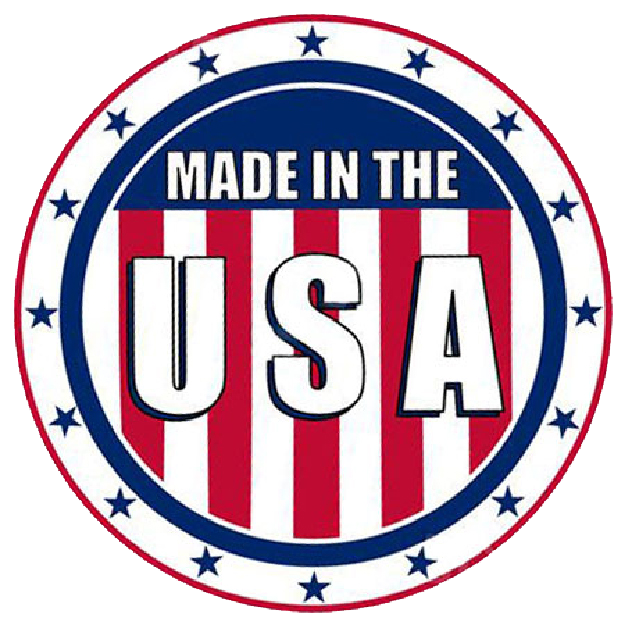 Made in USA Round Image