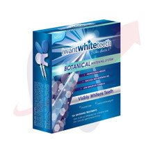 iWantWhiteTeeth BOTANICAL Whitening Kit