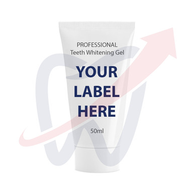 Private Label Whitening Tubes