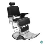 AYC Lincoln Barber Chair - BLACK