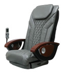AYC SHIATSULOGIC EX-R EXCLUSIVE MASSAGE CHAIR W/ COVERSET