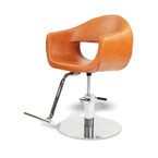 AYC MILLA Styling Chair (Camel) A58 Pump