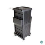 AYC CLAIRE Lockable Salon Trolley