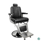 AYC Fitzgerald Barber Chair (Black)