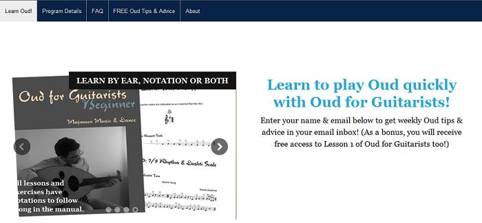 www.oudforguitarists.com