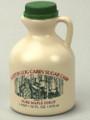 Pure Sugar Camp Syrup 1 Pint, Amber Rich, Grade A