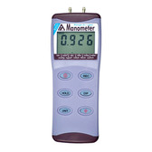 Digital Manometer Differential Pressure Gauge +/- 0 to 5PSI