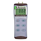 Digital Manometer Differential Pressure Gauge +/- 0 to 30PSI