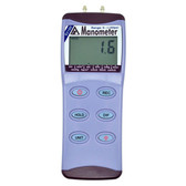 Digital Manometer High Pressure 0 to 100 PSI or 689 kPa software option