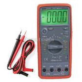 Digital Multimeter Manual Selection
