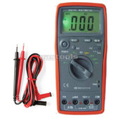 Digital Multimeter Auto Ranging with Thermometer