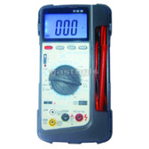 Digital Multimeter with K-Type Thermometer
