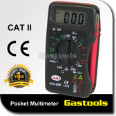 Compact Pocket Digital Multimeter