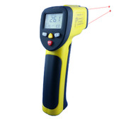 Infrared Thermometer Dual Laser Digital Pyrometer IR Non Contact Temperature -50°C ~ 1050°C