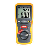 Pro Digital Insulation Tester Megger Ohm Meter Cat III 1000V