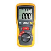 Pro Digital Insulation Tester Megger Ohm Meter Cat III 1000V