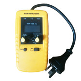 Pro Electricians Digital RCD Tester Cat III
