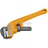 "Offset Pipe Wrench 250mm (10"") Max Clamping Jaw 34mm"