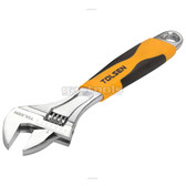 "Adjustable Wrench 200mm (8"") Max Clamping 24mm"