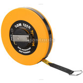 Fibreglass Measuring Tape 50M Metric and Inch