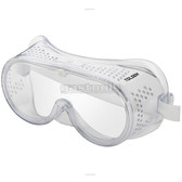 Safety Goggles, Impact Resistant, Adjustable Fit