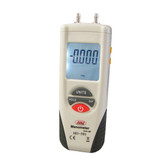 Digital Manometer Differential Pressure Gauge +/- 0 to 2 PSI