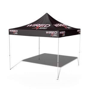 Screen Printed Custom Canopy