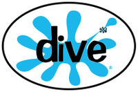 "Sport Fair ""Dive"" Car Magnet"