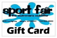 Sport Fair Gift Card