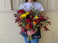 The Spooky Bouquet