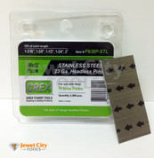 Grex 23 Gauge Stainless Steel Multi Pack Headless Pins - P6/MPSTL