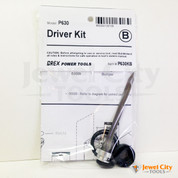 Grex Replacement Driver Kit for P630 - Part # P630KB