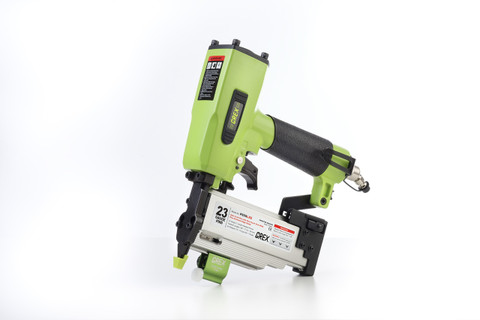 "Grex 2"" Length Headless Pinner with 1 Touch OverRide LockOut - P650LXE"