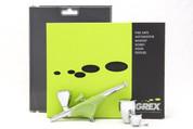 Grex Airbrush Genesis XGi2 Double Action Ergonomic Airbrush Top Gravity 0.2mm Nozzle (660292122462)