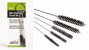 Grex Airbrush Mini Cleaning Brush Set - FA01