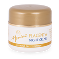 Buy 3 Placenta Night Cream and get the 4th one FREE!  Reg. 29.95 ea (4 at 22.46 ea) + Free Shipping!!