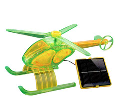 Solar Helicopter, Assembly Science Kit