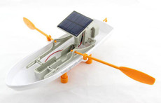 Solar Race Boat Kit, Assembly Toy Kit