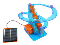 Solar Roller Coaster, Assembly Toy Kit