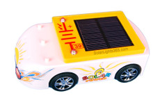 Educational Car Kit, 5+ Age, solar powered