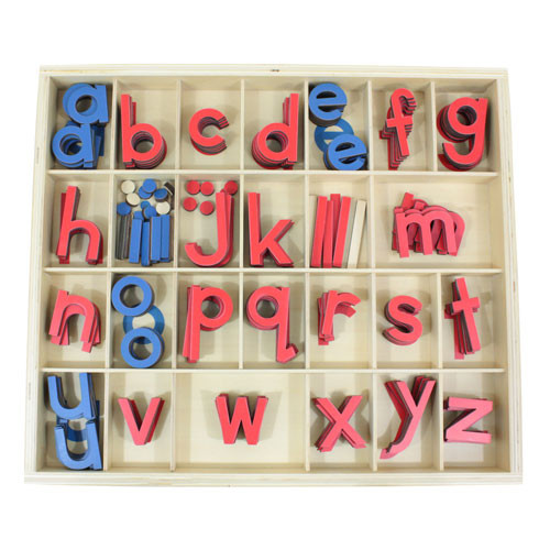 Small Movable Alphabet - print