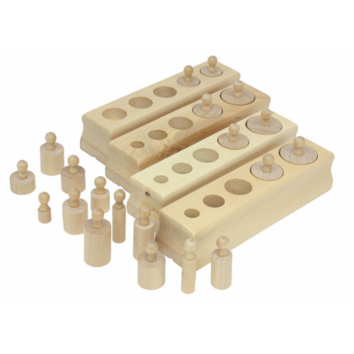 Mini Cylinder Blocks