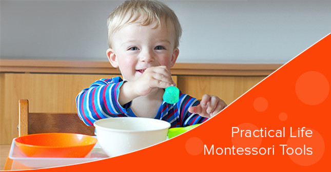 Which Montessori Tools Are Required For Practical Life?