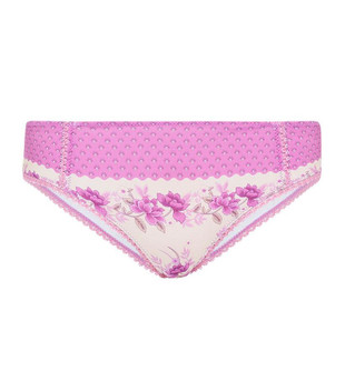 COCO LEI BLOOMERS - LILAC