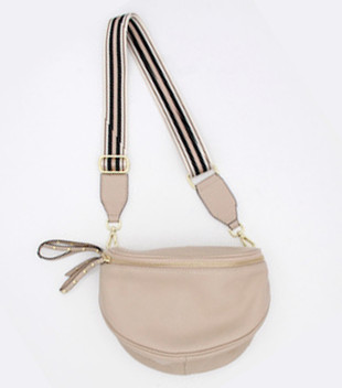 OBSESSED BUMBAG - TAUPE