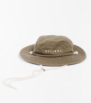MINIMAL THRILLS BOONIE HAT - MOSS