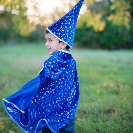 Glitter Wizard Set
