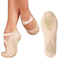 Sansha Canvas Split Sole Ballet Shoe